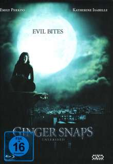 Ginger Snaps 2: Entfesselt (Blu-ray & DVD im Mediabook), Blu-ray Disc