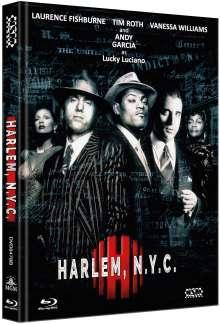 Harlem N.Y.C. - Der Preis der Macht (Blu-ray & DVD im Mediabook), 2 Blu-ray Discs
