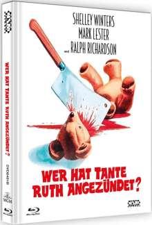Wer hat Tante Ruth angezündet? (Blu-ray & DVD im Mediabook), 2 Blu-ray Discs