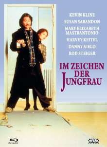 Im Zeichen der Jungfrau (Blu-ray & DVD im Mediabook), 2 Blu-ray Discs