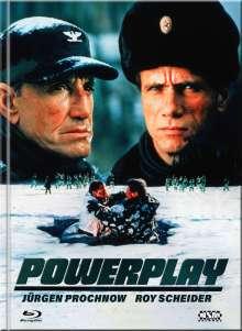 PowerPlay (Blu-ray & DVD im Mediabook), 1 Blu-ray Disc und 1 DVD