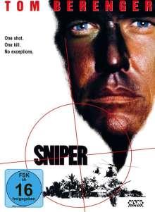 Sniper - Der Scharfschütze (Blu-ray & DVD im Mediabook), 2 Blu-ray Discs