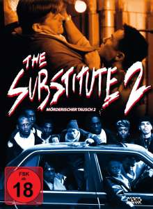 The Substitute 2 (Mörderischer Tausch 2) (Blu-ray & DVD im Mediabook), 2 Blu-ray Discs