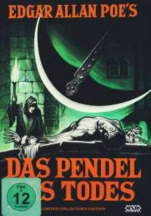 Das Pendel des Todes (Blu-ray & DVD im Mediabook), 1 Blu-ray Disc und 1 DVD
