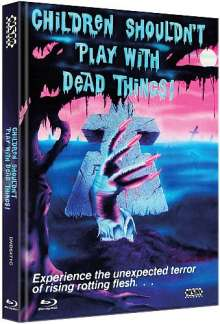 Children shouldn't play with dead things (Blu-ray & DVD im Mediabook), 2 Blu-ray Discs