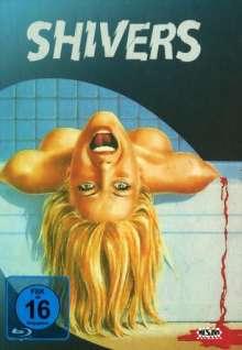 Shivers (Blu-ray & DVD im Mediabook), Blu-ray Disc