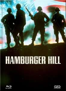 Hamburger Hill (Blu-ray & DVD im Mediabook), 2 Blu-ray Discs
