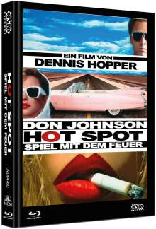 Hot Spot (Blu-ray & DVD im Mediabook), Blu-ray Disc
