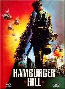 Hamburger Hill (Blu-ray & DVD im Mediabook), 1 Blu-ray Disc und 1 DVD
