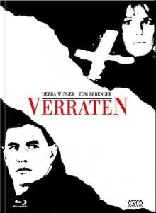 Verraten (Blu-ray & DVD im Mediabook), 1 Blu-ray Disc und 1 DVD