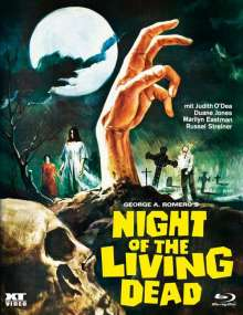 Night of the living Dead (Blu-ray), Blu-ray Disc