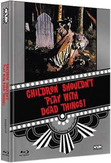 Children shouldn't play with dead things (Blu-ray & DVD im Mediabook), Blu-ray Disc