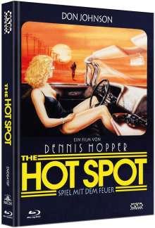 Hot Spot (Blu-ray & DVD im Mediabook), Blu-ray Disc