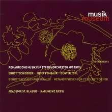 Romantische Musik für Streichorchester aus Tirol, CD