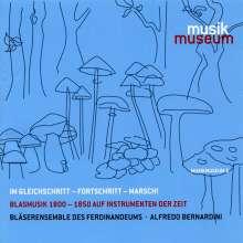 Im Gleichschritt - Fortschritt - Marsch!, CD