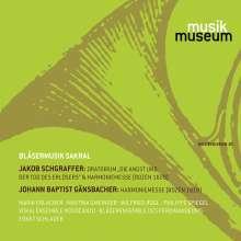 Jakob Schgraffer (1799-1859): Die Angst und der Tod des Erlösers (Oratorium), CD