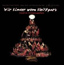 Elena Marx: Wir Kinder vom Kleistpark feiern Weihnachten. CD 04, CD