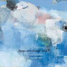 """Wolfgang Puschnig (geb. 1956): """"Songs with Strings"""" Part 1, CD"""