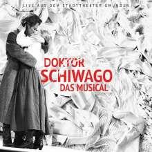 Musical: Doktor Schiwago: Das Musical Live aus dem Stadttheater Gmunden, 2 CDs