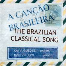 The Brazilian Classical Song, CD