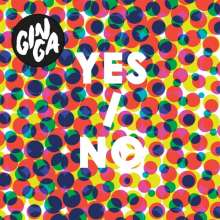 Gin Ga: Yes / No (180g) (Limited Edition) (LP + CD), LP