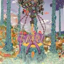 Spidergawd: Spidergawd (180g) (Limited Edition) (Colored Vinyl) (LP + CD), 2 LPs