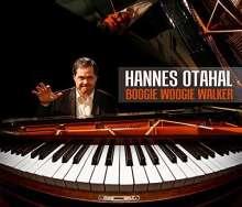 Hannes Otahal: Boogie Woogie Walker, CD