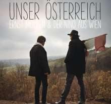 Ernst Molden & Der Nino aus Wien: Unser Österreich, CD