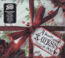 Bloodsucking Zombies From Outer Space: Bloody Unholy Christmas, CD