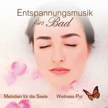 Entspannungsmusik fürs Bad, CD