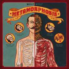WolfWolf: Metamorphosis, CD