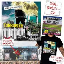 Turbobier: King Of Simmering (Limited-Fan-Edition), 2 CDs