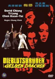 Die Blutsbrüder des gelben Drachen, DVD