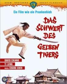 Das Schwert des gelben Tigers - Uncut Classics, Blu-ray Disc