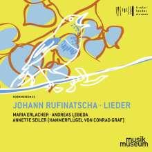 Johann Rufinatscha (1812-1893): Lieder, CD