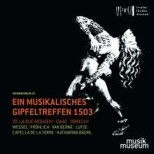 Ein musikalisches Gipfeltreffen 1503 - Höfische Musik aus der Zeit Kaiser Maximilians I., CD