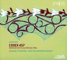 Codex 457 - Musik des Mittelalters aus Tirol, CD