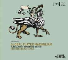 Global Player Maximilian, CD
