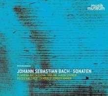 Johann Sebastian Bach (1685-1750): Sonaten für Violine & Cembalo BWV 1016,1017,1019, CD