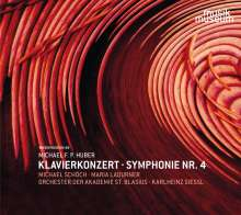 Michael F. P. Huber (geb. 1971): Symphonie Nr.4, CD