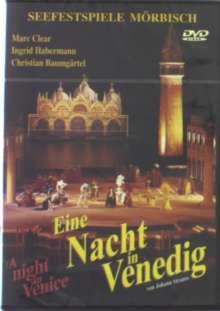 Johann Strauss II (1825-1899): Eine Nacht in Venedig, DVD