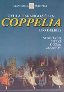 Leo Delibes (1836-1891): Coppelia, DVD