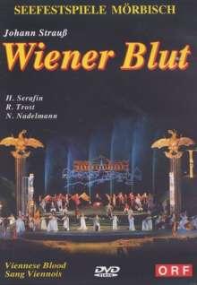 Johann Strauss II (1825-1899): Wiener Blut, DVD