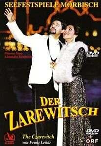 Franz Lehar (1870-1948): Der Zarewitsch, DVD