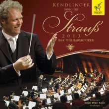 Kendlinger dirigiert Strauß 2013, SACD