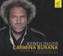 Carl Orff (1895-1982): Carmina Burana, 1 CD und 1 DVD