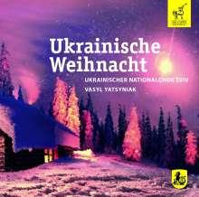 Vasyl Yatsyniak / Ukrainischer Nationalchor Lviv: Ukrainische Weihnacht, CD