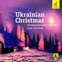 Vasyl Yatsyniak: Ukrainian Christmas, CD