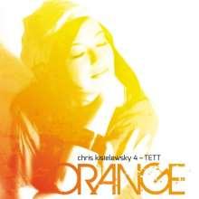 Chris 4 Tett Kisielewsky: Orange, CD