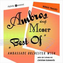 Wolfgang Ambros: Ambros singt Moser:  Best Of, 2 CDs